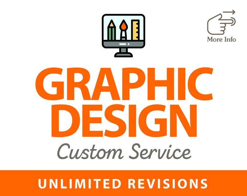 Graphic Design Service Graphic Designer Custom Logo Design image 0