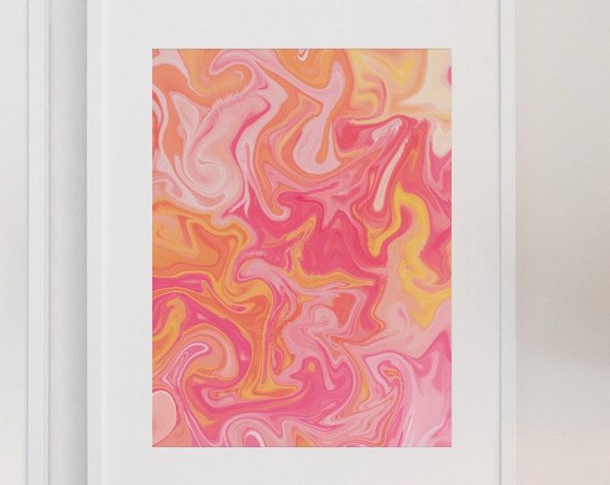 Pink Paradise |  Premium Matte Vertical Print | Various Sizes