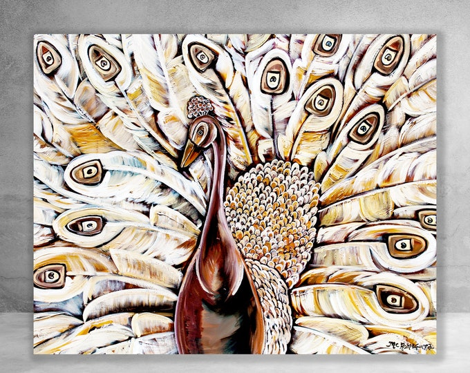 Glided Feathers | Canvas Gallery Wraps | Various Sizes