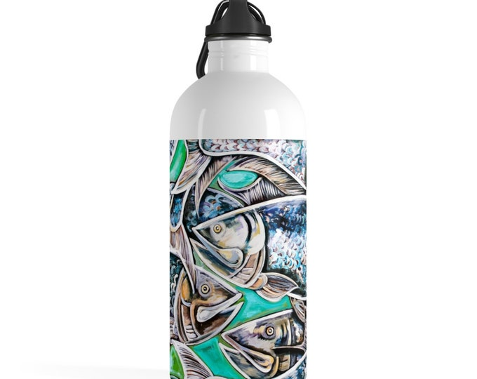 Tarpon's Tale | Stainless Steel Water Bottle
