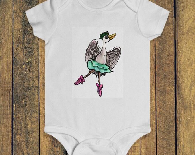 Pelican Ballet | Infant Rip Snap Tee