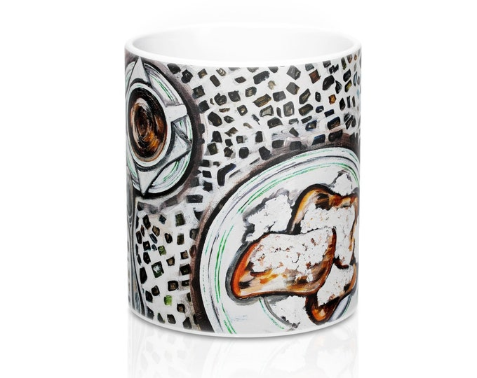 Beignets and Coofee | Mug 11oz
