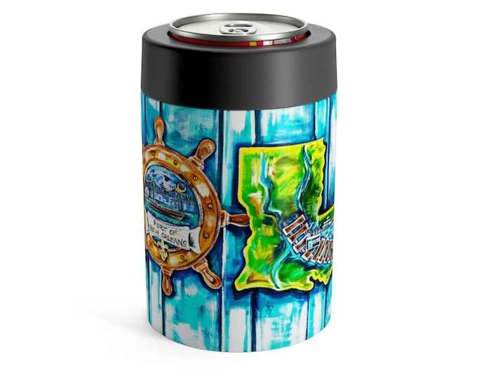 Port of Nola | Can Holder | Perfect Gift for Him