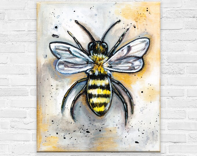 """Study Of A Bee 