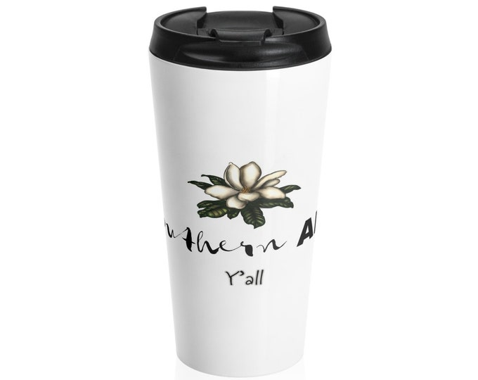 Southern | Stainless Steel Travel Mug