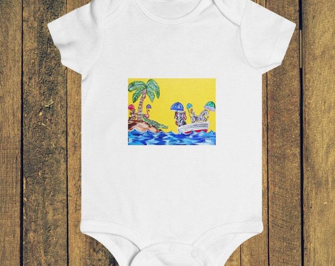 Noah's Arc | Infant Rip Snap Tee