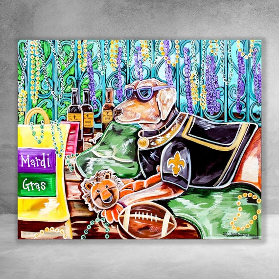 Dat Dog | Canvas Gallery Wraps | Various Sizes