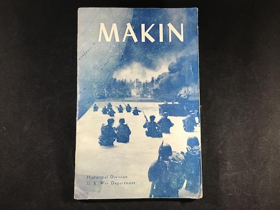 The Capture of Makin, 20 - 24 November 1943