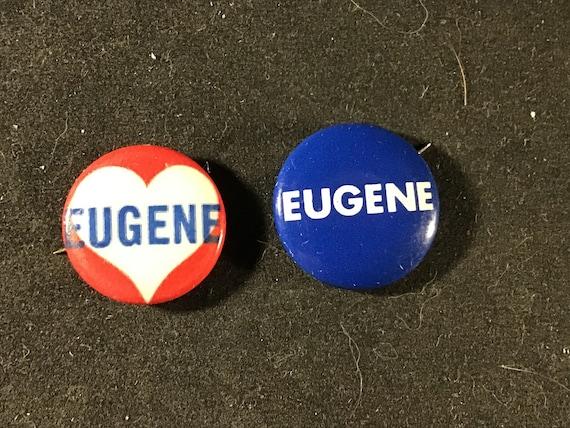 Vintage Eugene -  Eugene McCarthy for President Ca