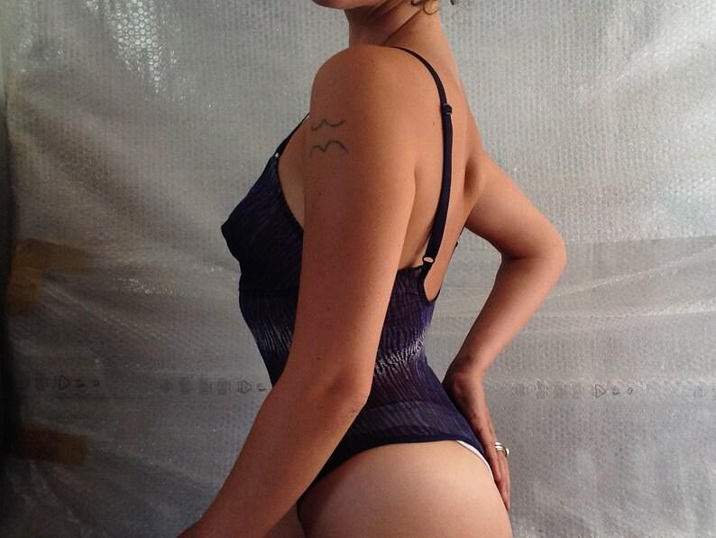 Italian Mesh Bodysuit