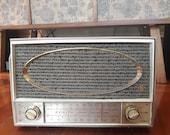 Mid Century Radio - Authentic Working 50s Tube Radio