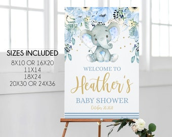Printable Welcome Signs