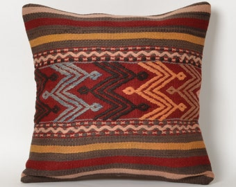 kilim pillow, home decor, turkish pillow, kilim, pillow, turkish kilim pillow, throw pillow, kilim pillows, bohemian pillow, turkish kilim