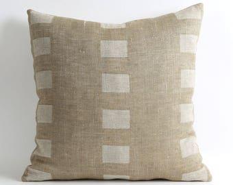 20x20 High quality Green Linen Pillow Cover