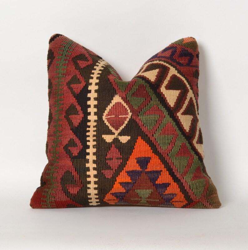 Aztec Decorative Pillow Covers