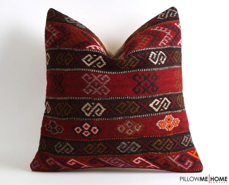 vintage pillow turkish kilim turkish kilim pillow cover turkish pillow kilim cushion kilim pillow 20x20 decorative pillow kilim
