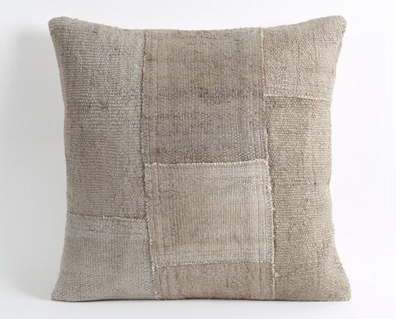 Terrific Hemp Pillow Kilim Pillow Bohemian Gypsy Decor Steampunk Decor Decorative Pillows Floor Pillow Moroccan Decor Scandinavian Couch Pillows Dailytribune Chair Design For Home Dailytribuneorg