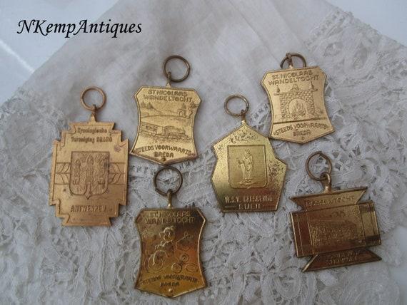 Old medalpendant