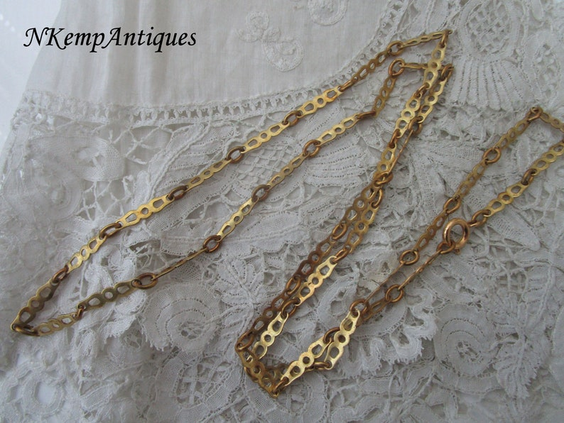 Chain necklace 1930/'s