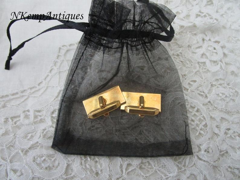 Vintage cufflinks