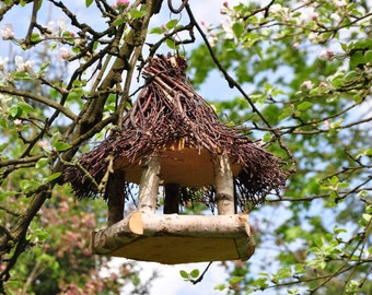 Bird feeder, bird lovers, birdhouses, eco-friendly, outdoor birdhouse, rustic birdhouse, bird houses handmade, bird lover gift, garden decor