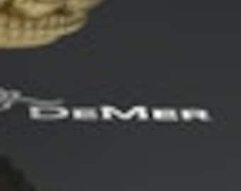 18k Solid or Blanc Clous Fleur Boucles d/'oreilles Diamond Cut 2.50 g
