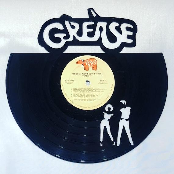GREASE Vinyl Record Wall Art