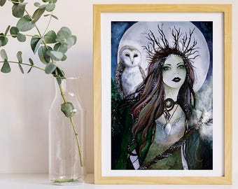 Faery Art Prints