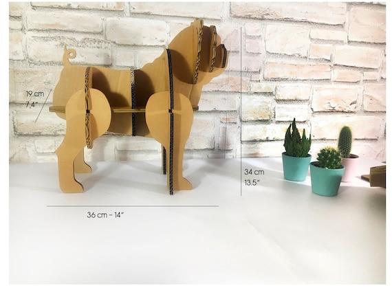 pug gift PUG dog gift mens gift ideas ideas for boyfriend Docking station men Funny boyfriend gift Unusual Birthday Gift ideas for Him