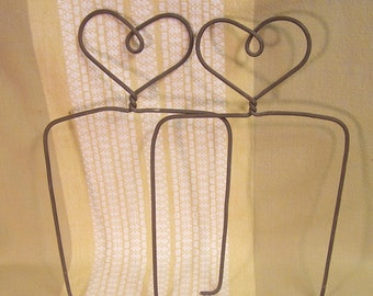 Craft Wire Handles for projects Made in Texas in the 1990s