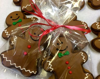 Gingerbread Cookies Etsy