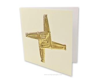 St. Brigid's Cross cards | Pack of 6
