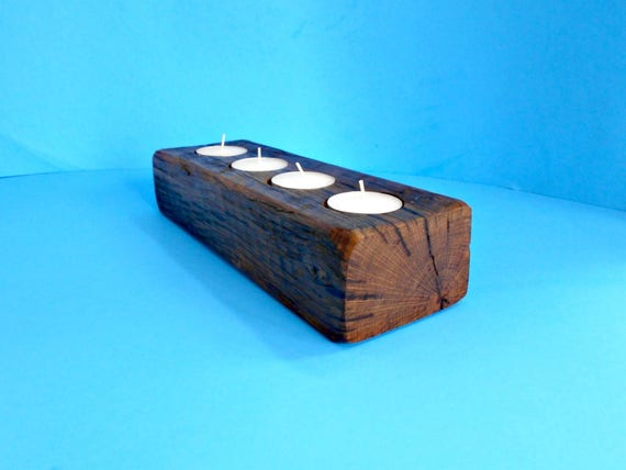 6cm Cube Votive Tea Light Candle Holder for Holiday Wedding Ceremony Decor