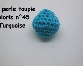 A crocheted 45 color Pearl