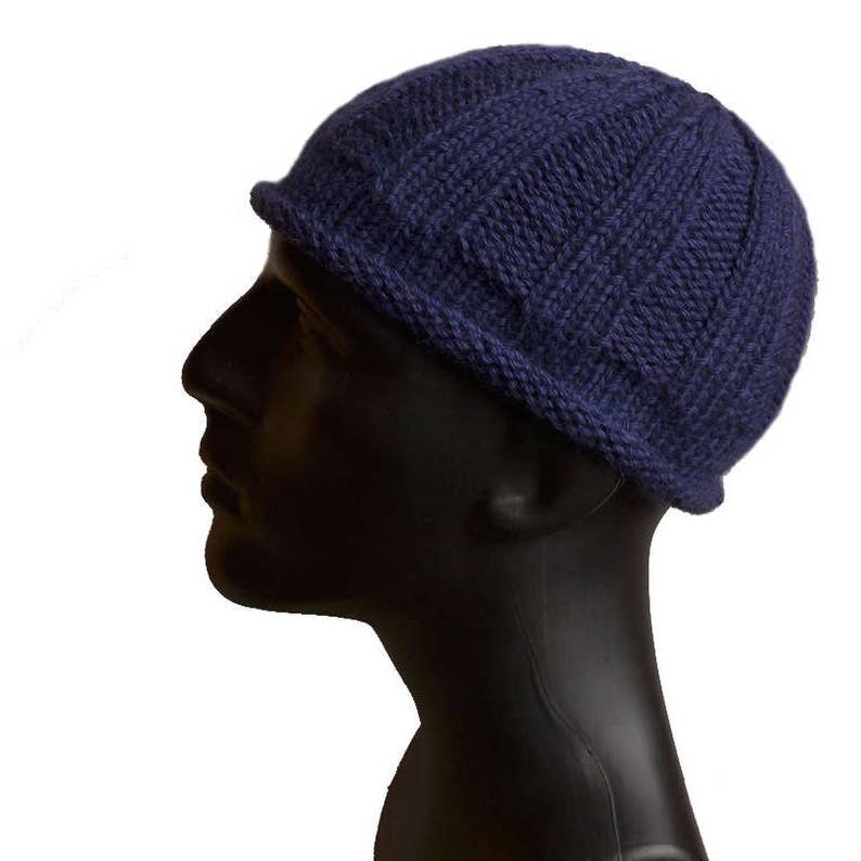 Mens Hat Mens Hats Cashmere Hat Baby Alpaca Skull Beanie  0b6b86295723