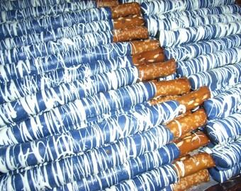 Gourmet Chocolate Covered Pretzel Rods