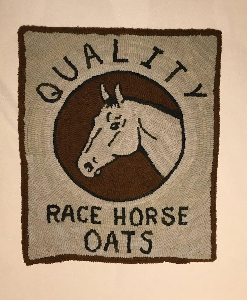 Race Horse Oats