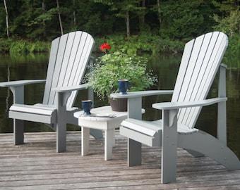 Grandpa Adirondack Chair Plans - Mailed full size patterns