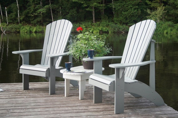 Grandpa Adirondack Chair Plans - Digital CAD PDF