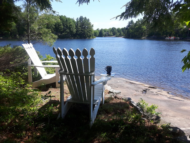 Adirondack Chair Plans Digital CAD PDF | Etsy