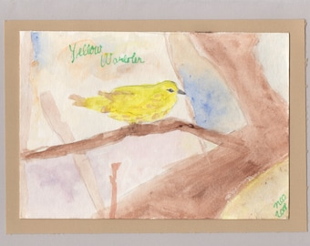 Original Watercolor Note Cards by Nadia O'Neil