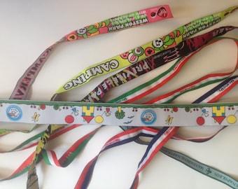 250 meters Custom Woven Ribbon (Trim)