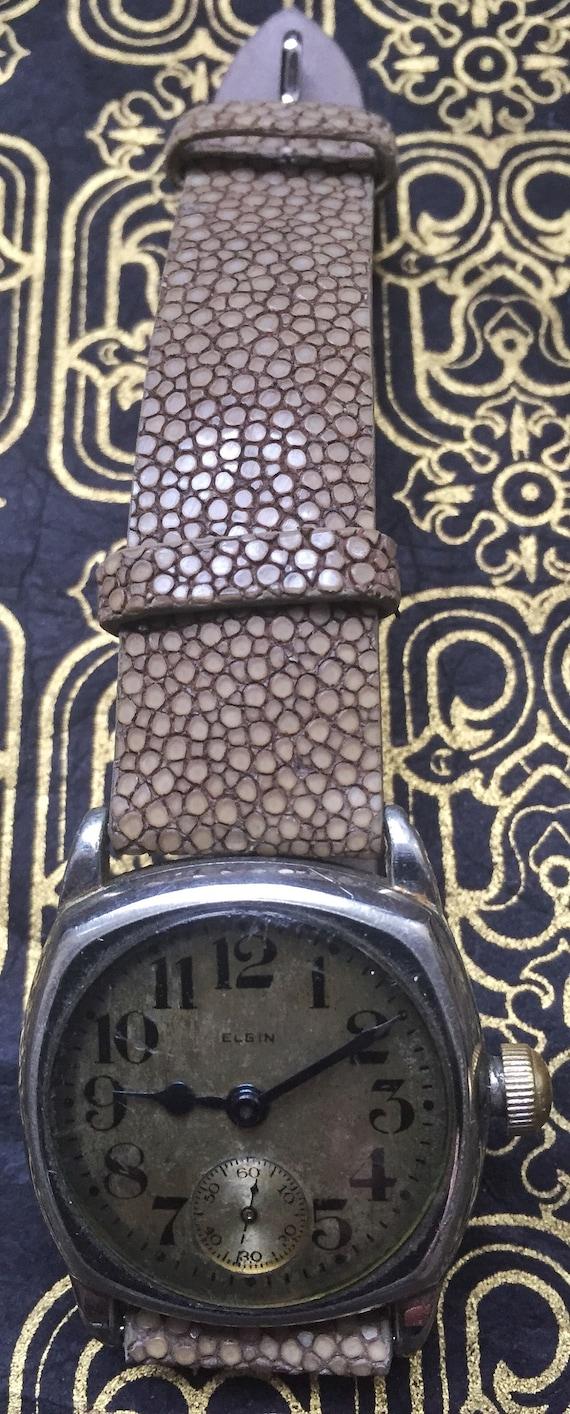 Vintage Elgin watch
