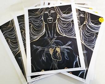 Looking: Giclee Print