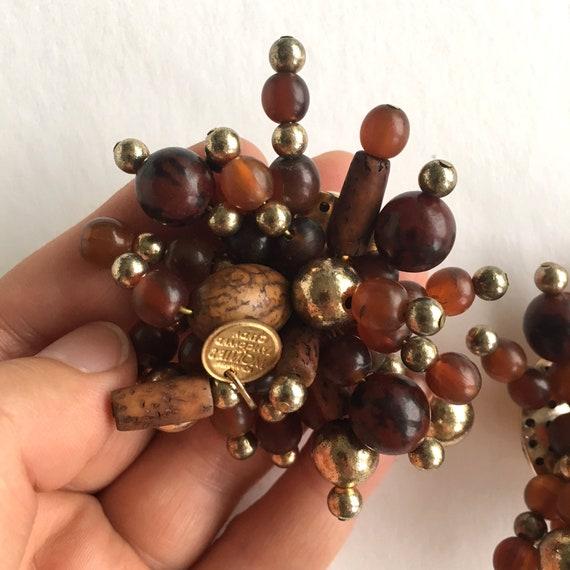 Monies earrings, Gerda Lynggaard earrings, Statem… - image 6