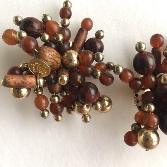 Monies earrings, Gerda Lynggaard earrings, Statem… - image 7