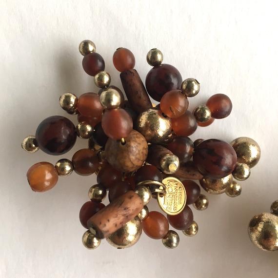 Monies earrings, Gerda Lynggaard earrings, Statem… - image 2