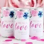 JGA Drinks Can Banderols floral