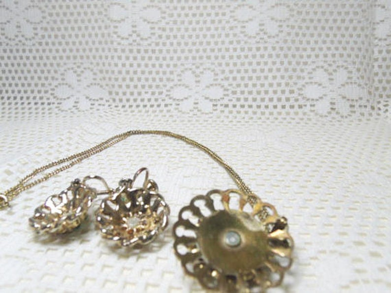 Screw Back Pierced Earrings Geode Slice Brooch Banded Agate Slice Natural Stone Earrings Geode Jewelry Set Druzy Quartz Crystal