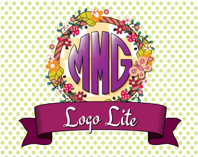 """Logo """"Lite"""" • Online Special Event Graphic •  Theme Graphic • Blog Graphic • Online Ads"""